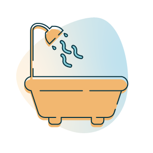free hot water icon
